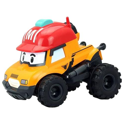 Купить Внедорожник Silverlit Robocar Poli Марк (83366) оранжевый, Радиоуправляемые игрушки