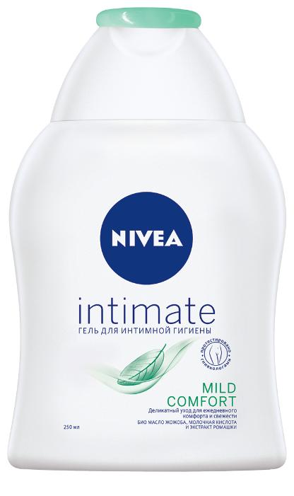 Гель для интимной гигиены NIVEA Mild Comfort, 250 мл