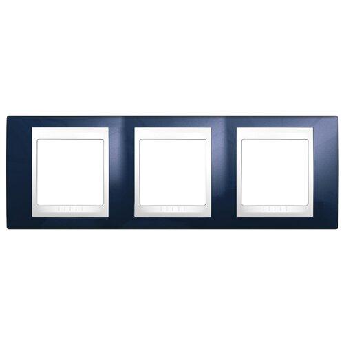 Рамка 3п Schneider ElectricMGU6.006.842 UNICA