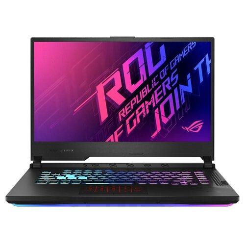 Ноутбук ASUS ROG Strix G15 GL512LU-AZ232T (90NR0351-M04400), черный ноутбук asus rog strix g15 g512lv hn248t 90nr04d3 m04570 electro punk