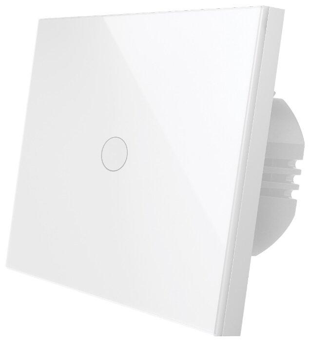 Выключатель Rubetek RE-3316, белый фото 1