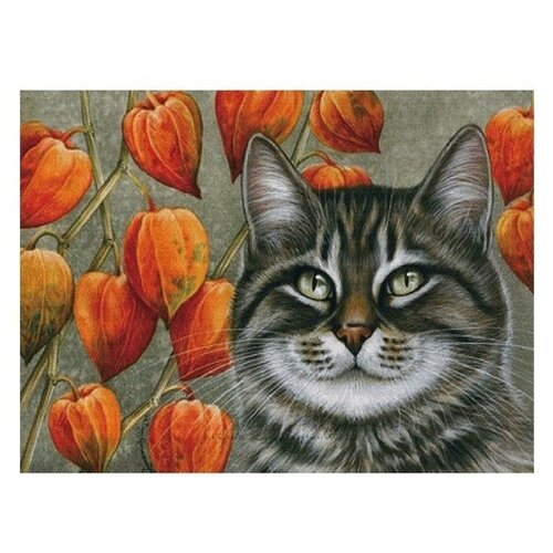 Купить Molly Картина по номерам Мечтатель 15х20 см (KH0048/1), Картины по номерам и контурам