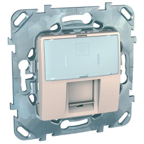 Розетка для интернета / телефона Schneider ElectricMGU5.425.25ZD UNICA