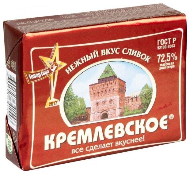 Кремлевское Спред растительно-жировой 72.5%, 180 г