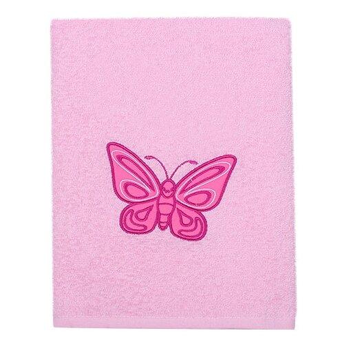 Kidboo Полотенце Бабочка банное 70х100 см розовый loya pink розовый полотенце банное