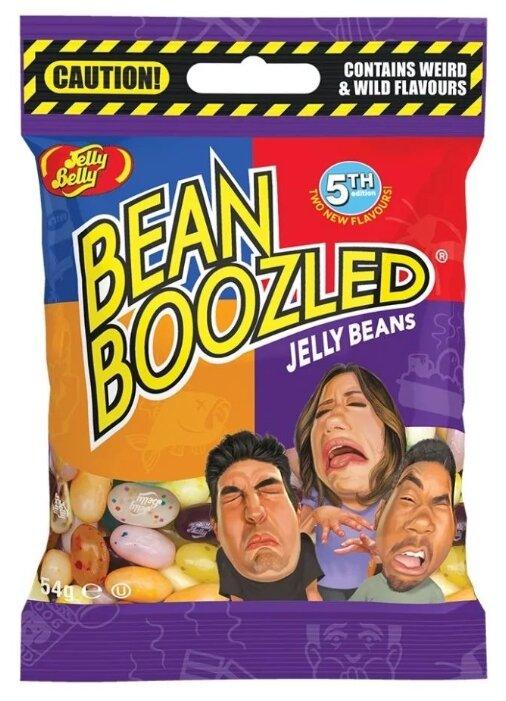 Драже жевательное Jelly Belly ассорти Bean Boozled 5-я версия пакет 54 г