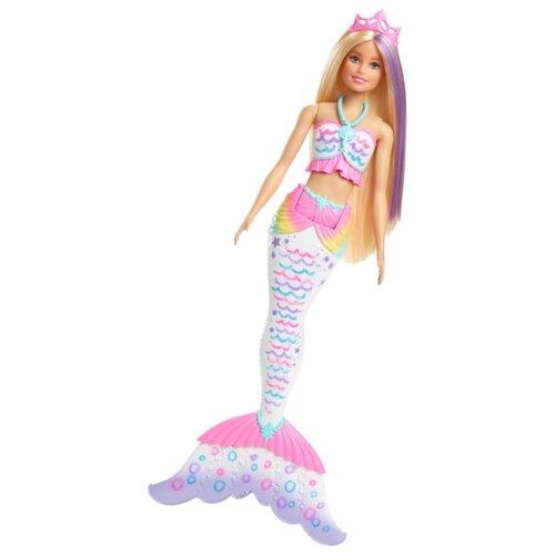 Купить Кукла Barbie Цветная русалочка GCG67, Куклы и пупсы