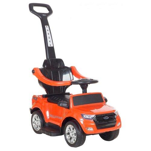 Купить Каталка-толокар Shanghai RXL Ford Ranger B крашеный оранжевый, Каталки и качалки