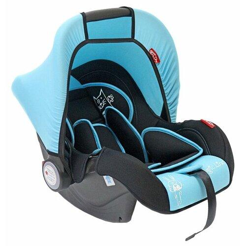 Купить Автокресло-переноска группа 0+ (до 13 кг) RANT Miracle, blue, Автокресла