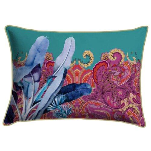 Чехол для подушки Arya 7055, 30 х 50 см зеленый/синий/красный 30 х 50 спать полиэфирное волокно медленный отскок память пены подушки здравоохранения