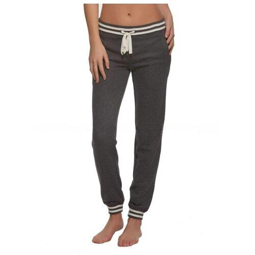 Спортивные брюки-джоггеры, серый, размер XL