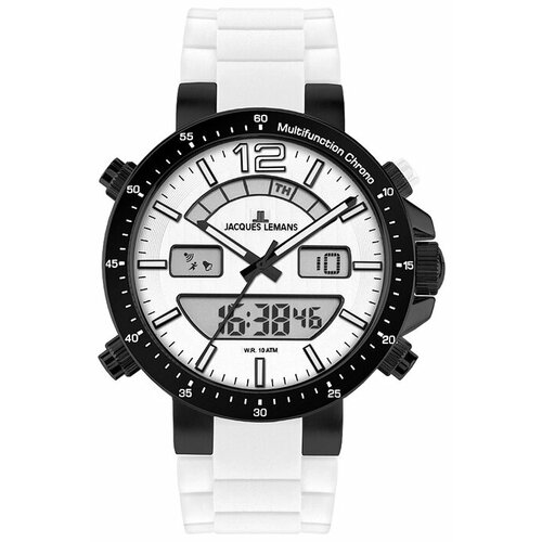 цена на Наручные часы JACQUES LEMANS 1-1712P