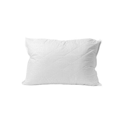 подушка goodnight двухкамерная шёлк искусcтвенный лебяжий пух микрофибра 70х70 Подушка GoodNight двухкамерная бамбук/искусcтвенный лебяжий пух/микрофибра 50 х 70 см белый