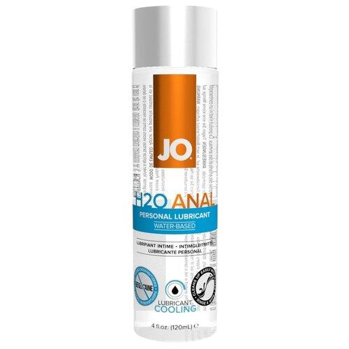 Гель-смазка JO H2O Anal Cooling 120 мл флакон