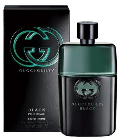 купить Gucci Guilty Black Pour Homme по выгодной цене на яндексмаркете