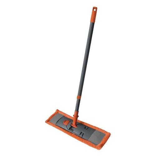Швабра York 081080, оранжевый/серый