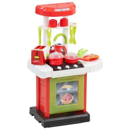 Кухня HTI Smart 1684468 красный/зеленый/белый/черный