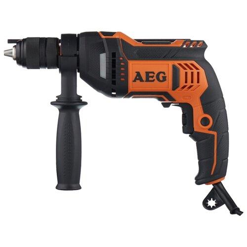 Дрель AEG BE 750 R 750 Вт aeg be 3003021 b