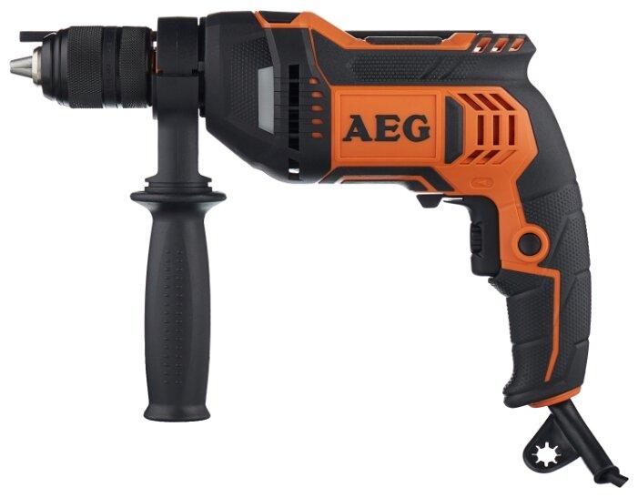 Дрель AEG BE 750 R 750 Вт