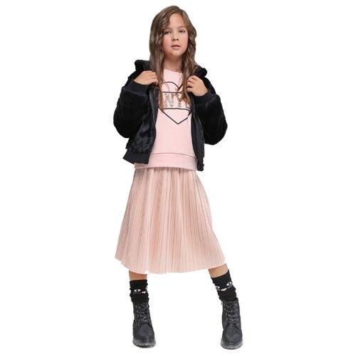Купить Куртка Fox Ф860049 размер 104, черный, Куртки и пуховики