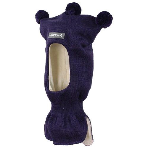 Шапка-шлем Huppa размер M, 70073 dark lilac брюки huppa freja 21700016 размер 140 70073 dark lilac
