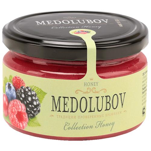 Крем-мед Medolubov Лесные ягоды 250 мл