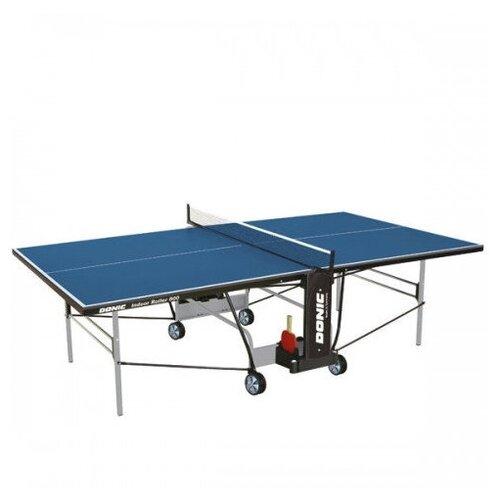 Стол для помещения Donic Indoor Roller 800 синий 274х152х76