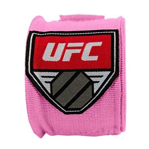 Кистевые бинты UFC 4,5 м розовый