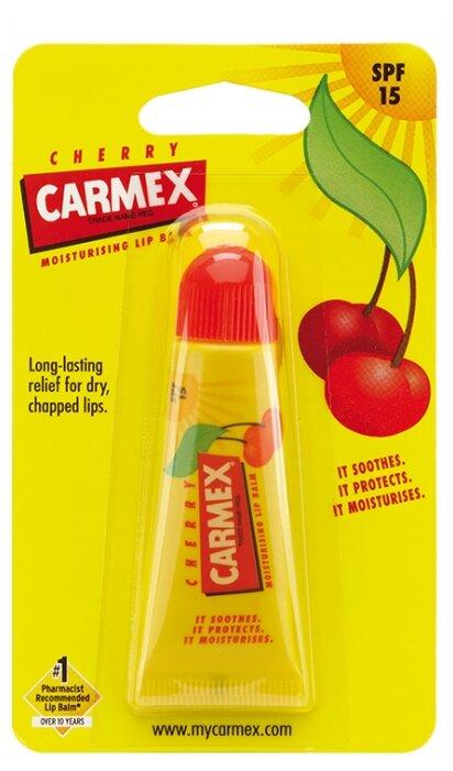 Carmex Бальзам для губ Cherry tube — купить по выгодной цене на Яндекс.Маркете