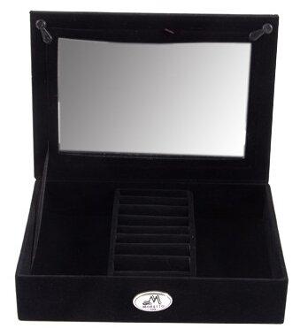 Шкатулка для ювелирных украшений, 18x13x5 см., MORETTO