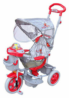 Трехколесный велосипед FAMILY F-95532