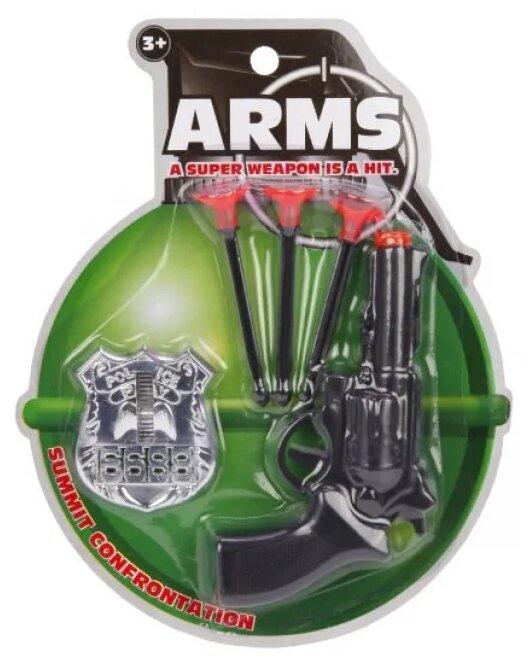 Игровой набор Наша игрушка Полиция 923-4