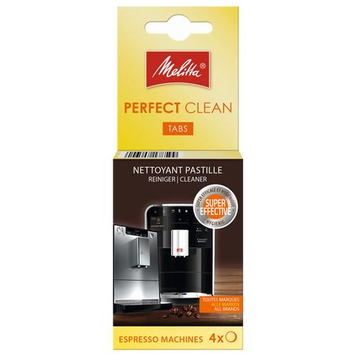 Средство Melitta Для чистки от кофейных масел Perfect Clean 4 шт. melitta perfect clean 1500729