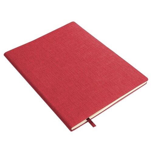 Купить Канц-Эксмо Тетрадь в клетку, 80 л., красный, Тетради