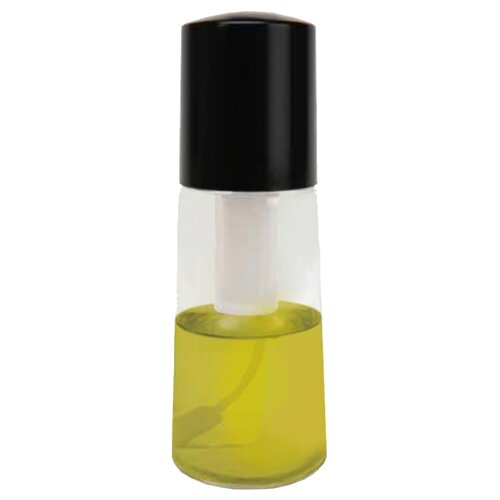 BRADEX Бутылка-спрей для масла TK 0283 прозрачный/черный
