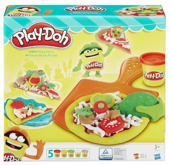 Масса для лепки Play-Doh Пицца (B1856)