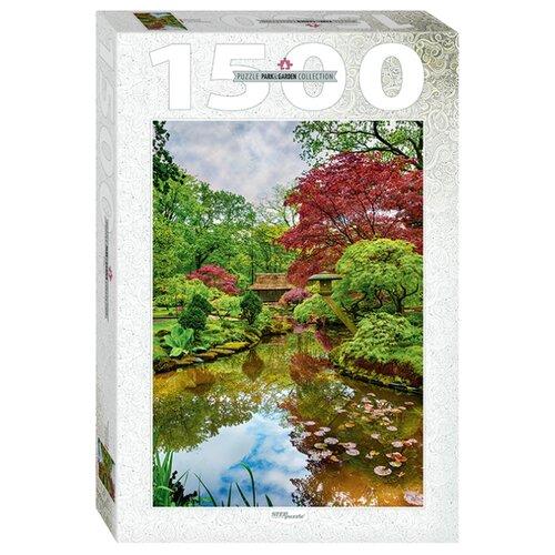 Купить Пазл Step puzzle Park&Garden Collection Нидерланды Гаага Японский сад (83064), 1500 дет., Пазлы