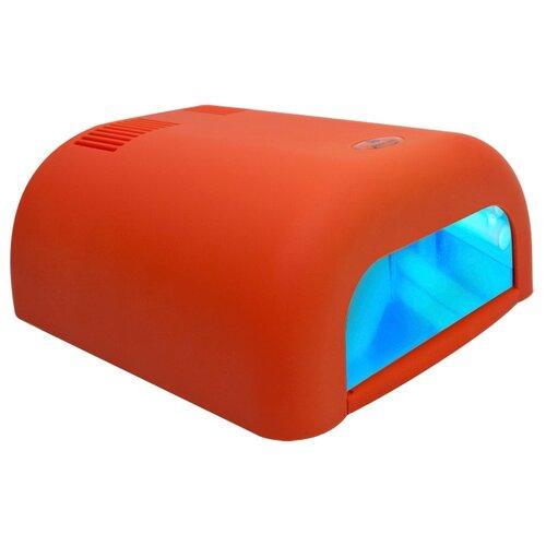 Купить Лампа UV planet nails 36W ASN Tunnel, 36 Вт велюр оранжевая