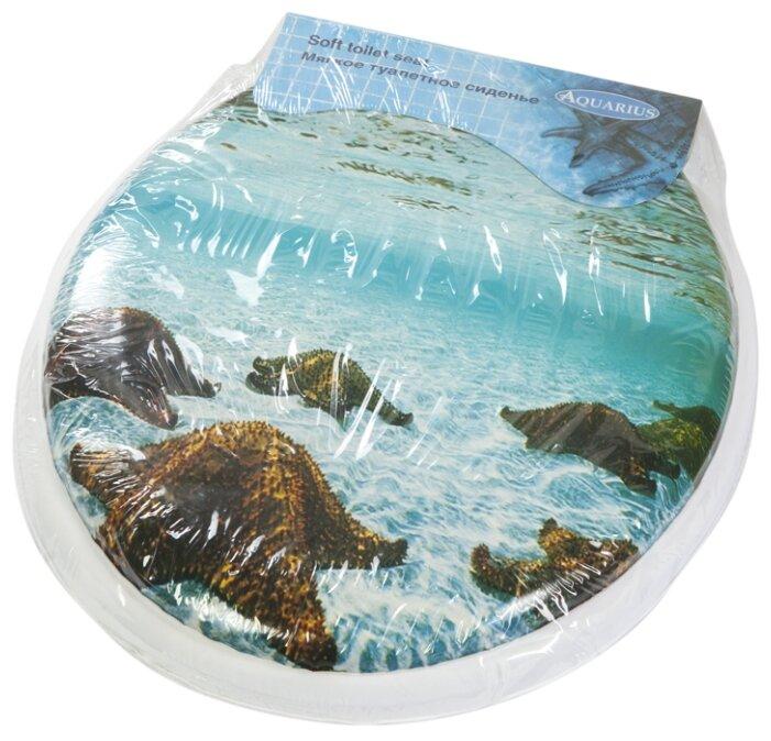 Сиденье для унитаза Aquarius Remiling 103-311-01/12-А