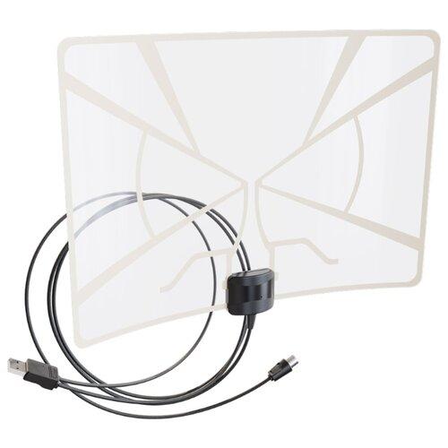 Фото - Комнатная DVB-T2 антенна РЭМО BAS-5324-USB Диаграмма антенна рэмо bas 1118 usb