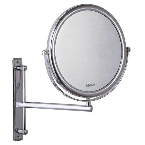 Зеркало косметическое настенное Valera 207.00 хром