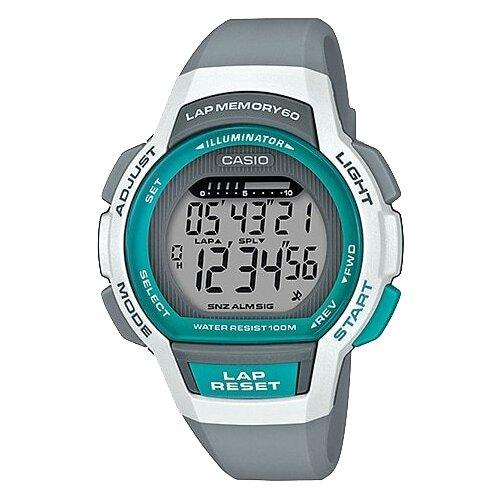 Наручные часы CASIO LWS-1000H-8A цена 2017