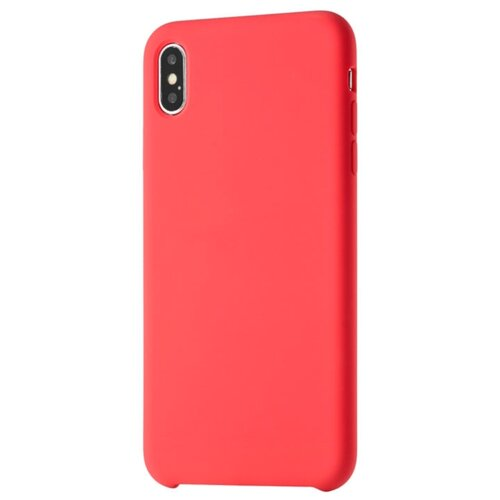 Чехол uBear Touch Case для Apple iPhone Xs Max rich red