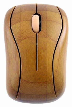 Мышь DigiOn PTMG93G Bamboo USB