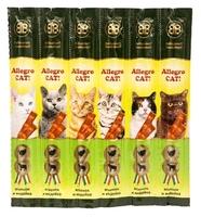 Лакомство для кошек B&B Allegro Cat! Мясные колбаски ягненок/индейка 30 г