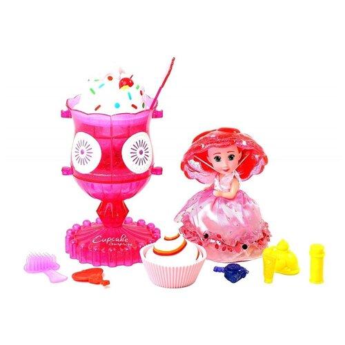 Купить Набор Emco Cupcake Surprise Мороженое - Туалетный столик, 15 см, 1140, Куклы и пупсы