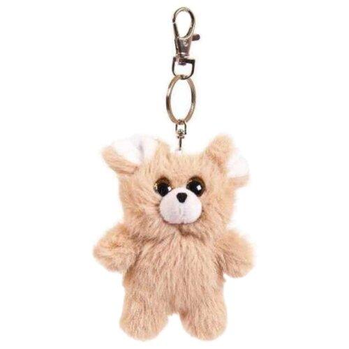 Купить Игрушка-брелок Junfa toys Флэтси мини Мышка 9, 5 см, Мягкие игрушки