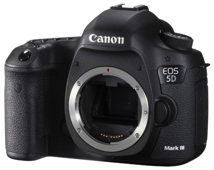 Фотоаппарат Canon EOS 5D Mark III Body — купить по выгодной цене на Яндекс.Маркете