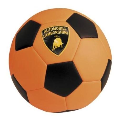 Футбольный мяч Lamborghini LB3M оранжевый матовый 5