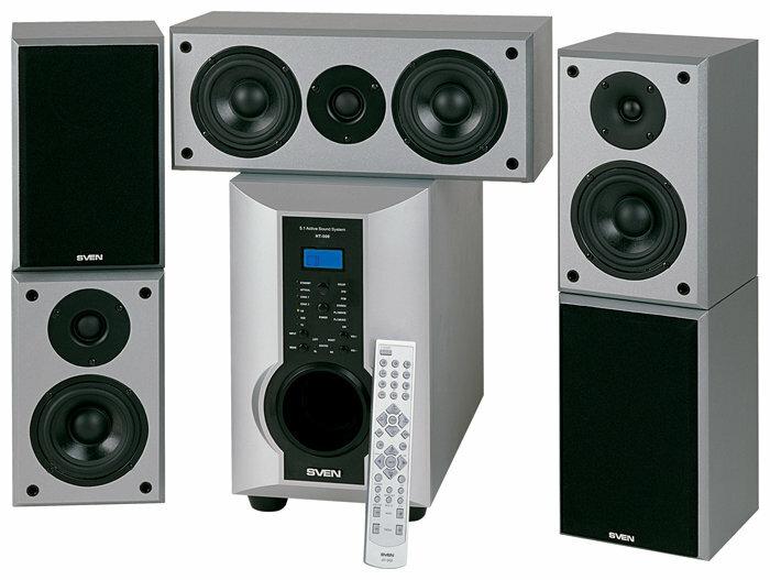 Комплект акустики SVEN HT-500